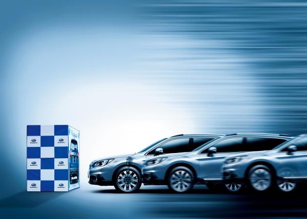 Три модели Subaru получили максимальные оценки по безопасности IIHS